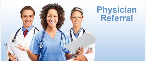 physician referral